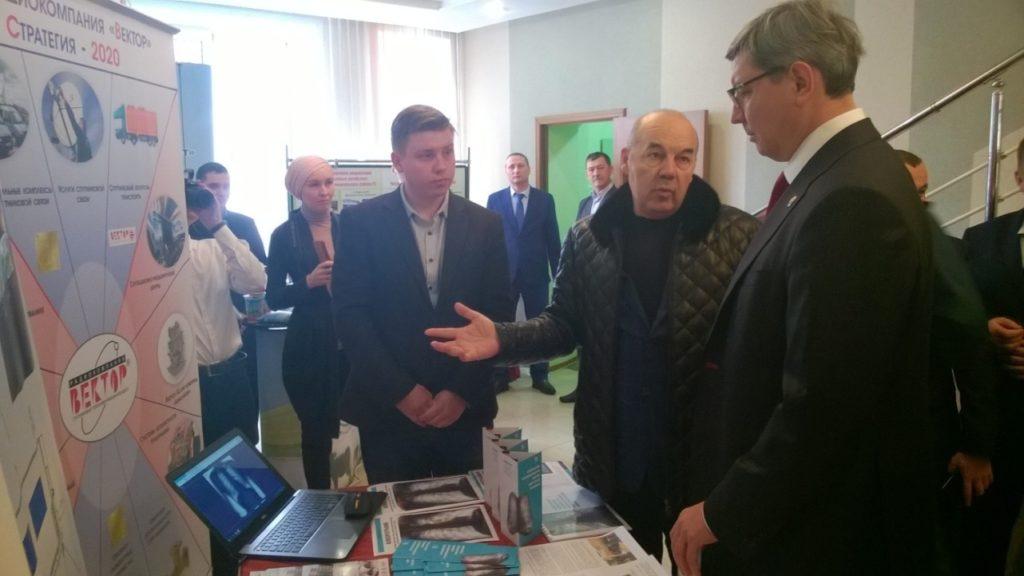 Выставка к заседанию совета Чистопольского муниципального района