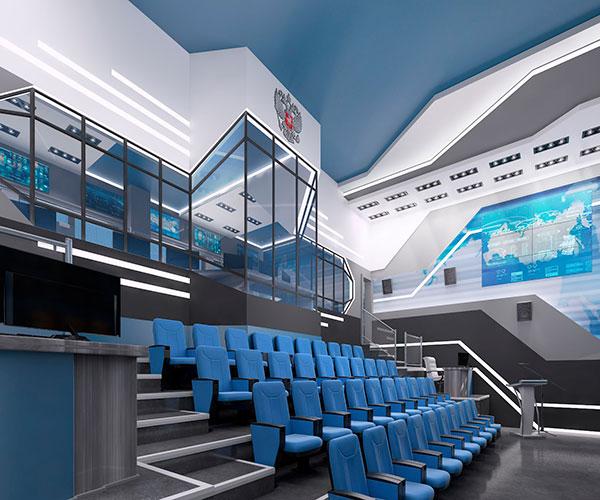 Ситуационно-моделирующий центр для ПАО «МАК «Вымпел»