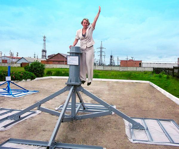 Производство ОПУ для станций спутниковой связи