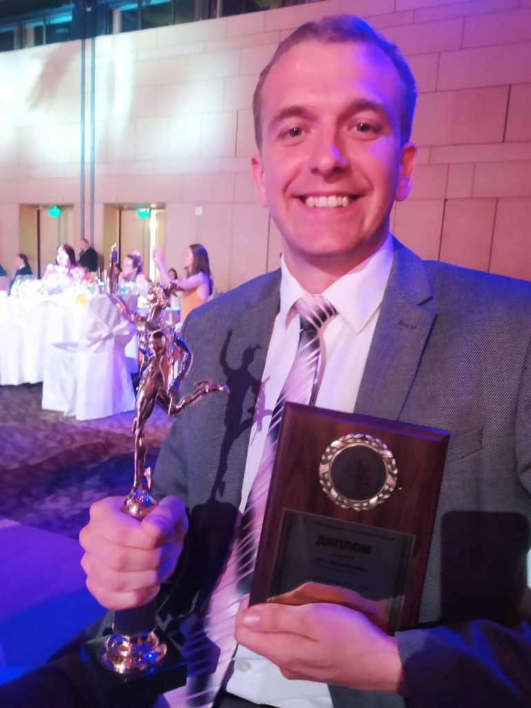 Победители в национальной премии в области предпринимательской деятельности «Золотой Меркурий»